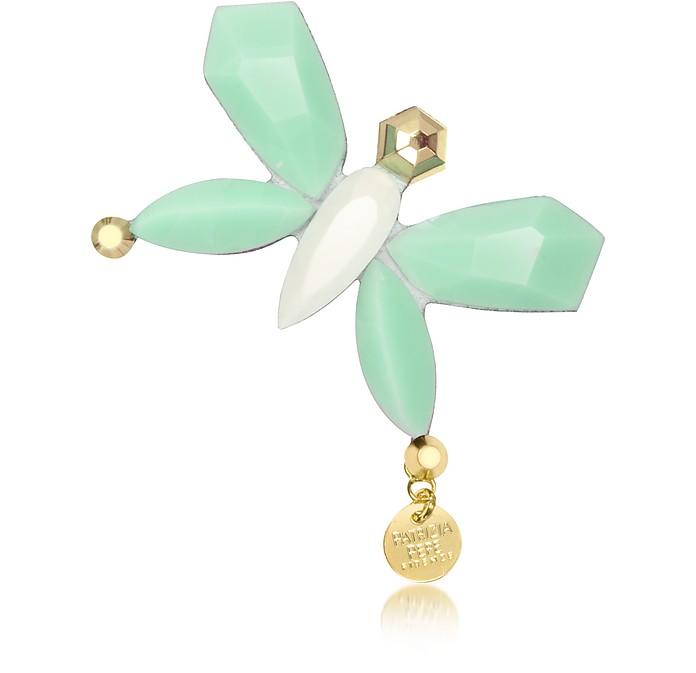 Butterfly Pastel Brooch - Patrizia Pepe