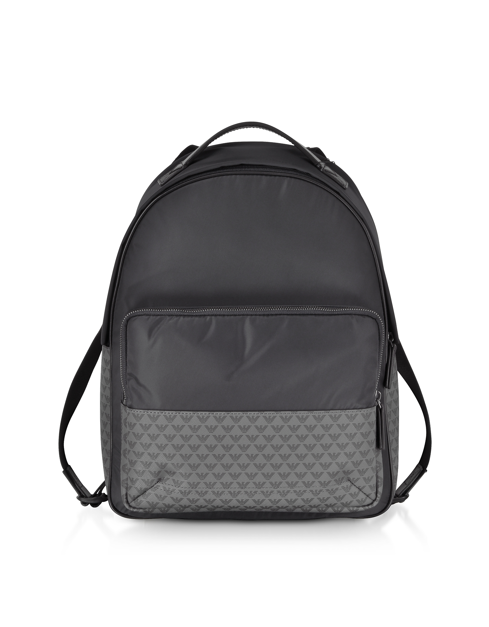 Two Tone Signature Men's Backpack