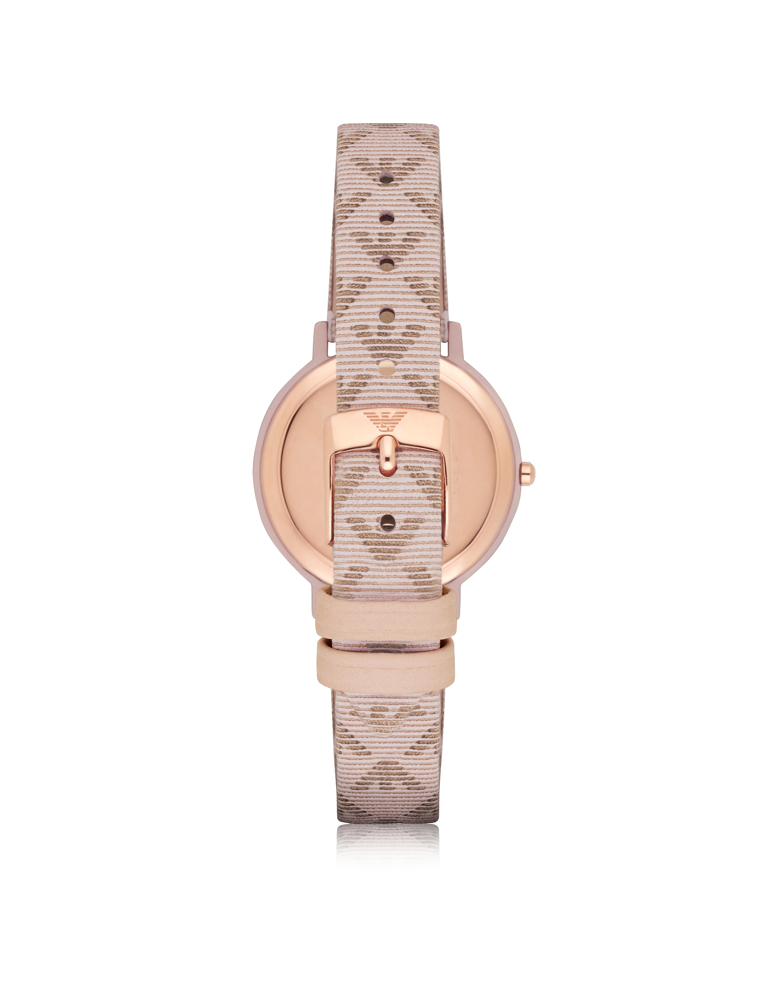 Kappa Stainless Steel Women's Quartz Watch w/Signature Leather Strap от Forzieri.com INT