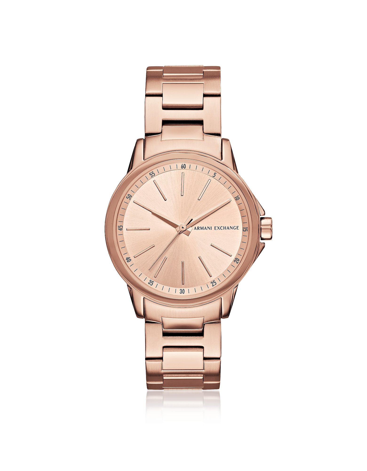Armani Exchange Women's Watches, Lady Banks Rose PVD Women's Watch