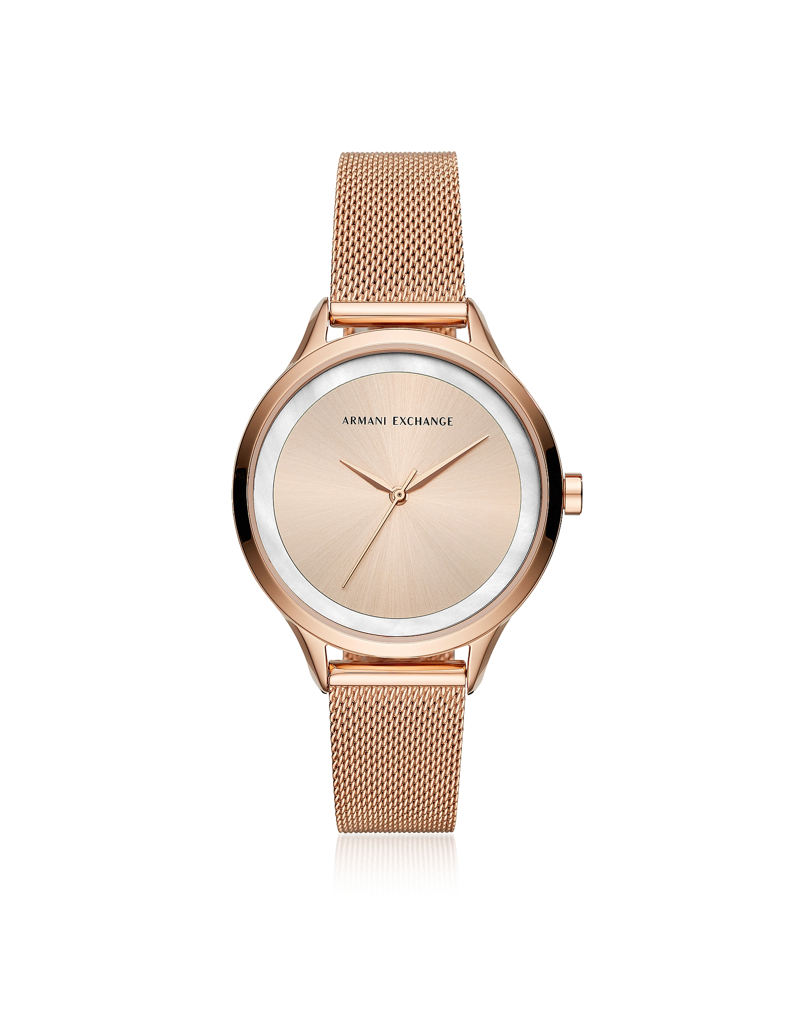 AIX Rose Tone Women's Watch