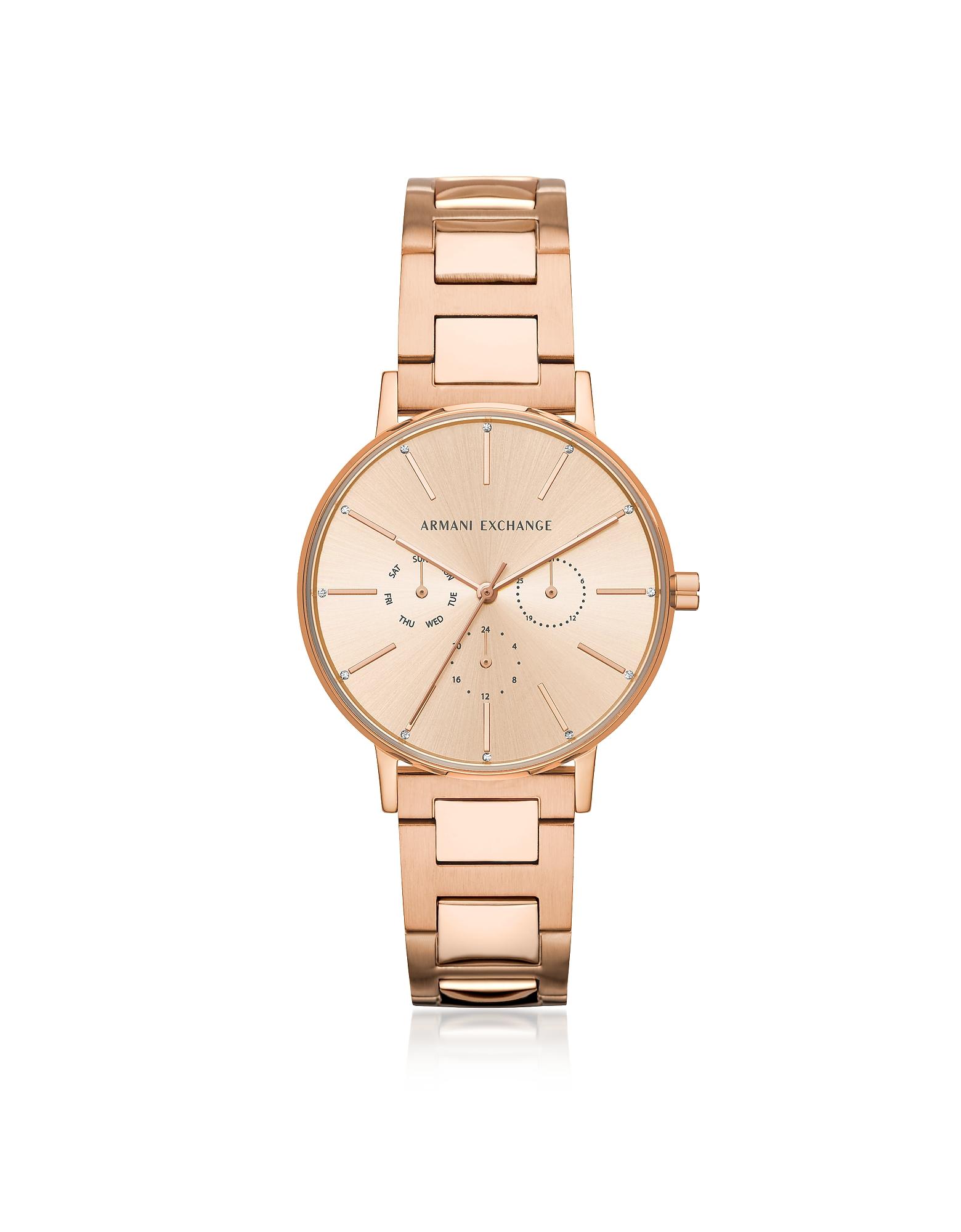 Emporio Armani Women's Watches, Lola Rose Chronograph Women's Watch
