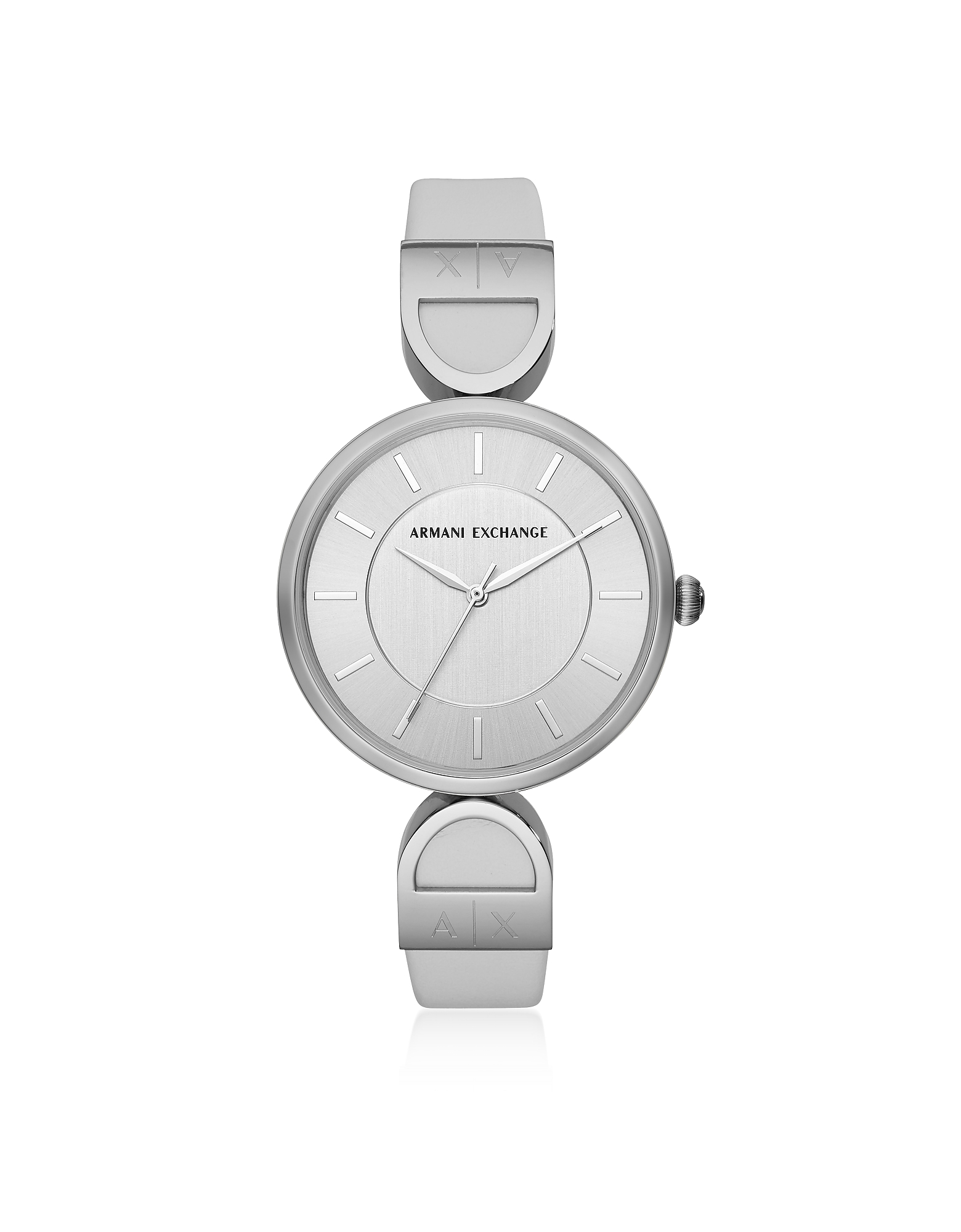Emporio Armani Women's Watches, Brooke Stainless Steel Gray Women's Watch