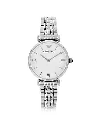 Emporio Armani - Stainless Steel Women's Watch