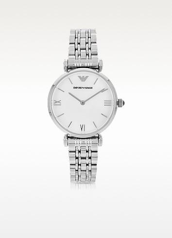 Stainless Steel Women's Watch - Emporio Armani