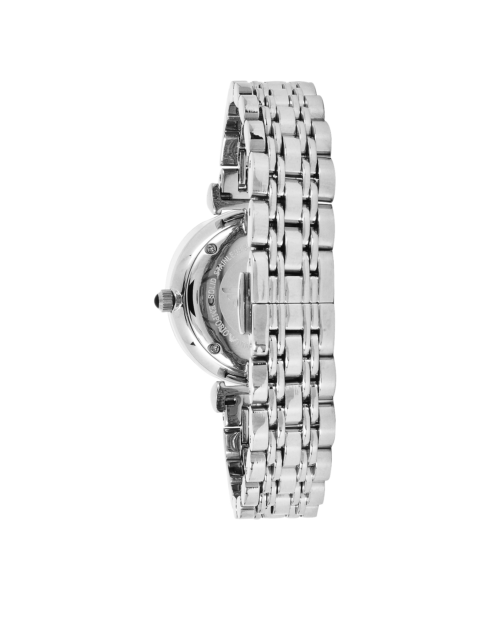 Stainless Steel Women's Watch от Forzieri.com INT