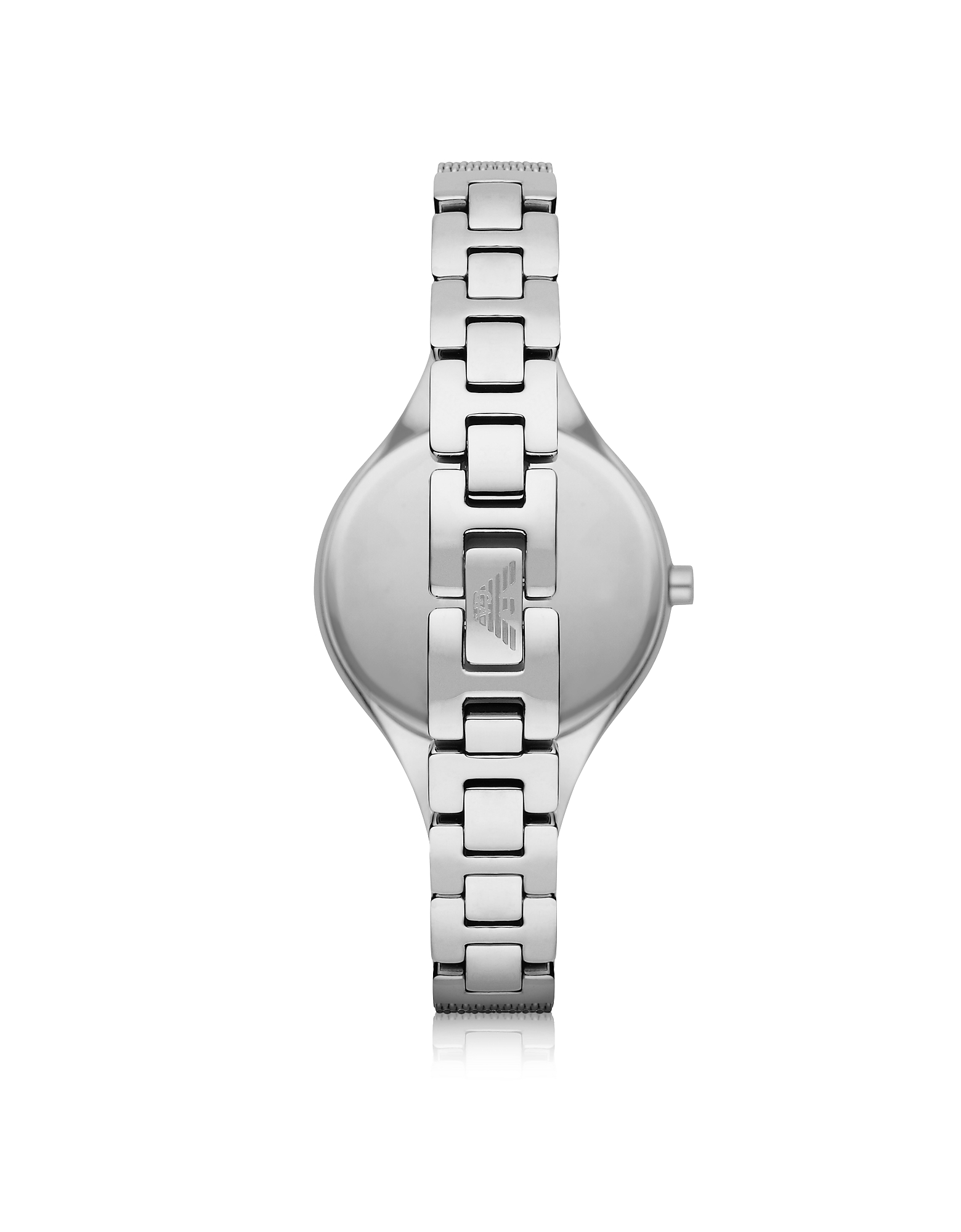 Stainless Steel Women's Watch w/Mesh Strap от Forzieri.com INT