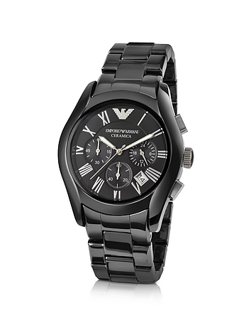 Men's Ceramic Chrono Watch