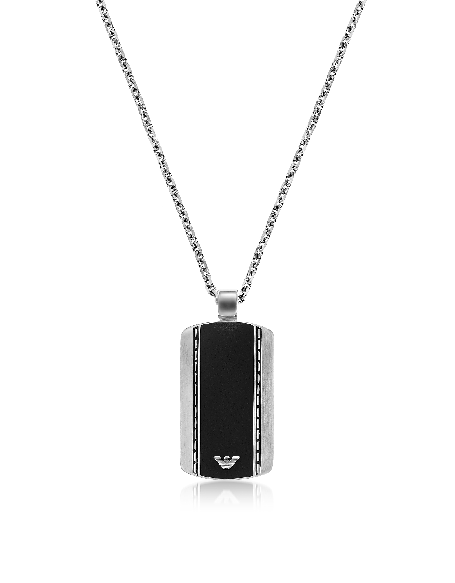 Men's Signature Dog Tag Necklace