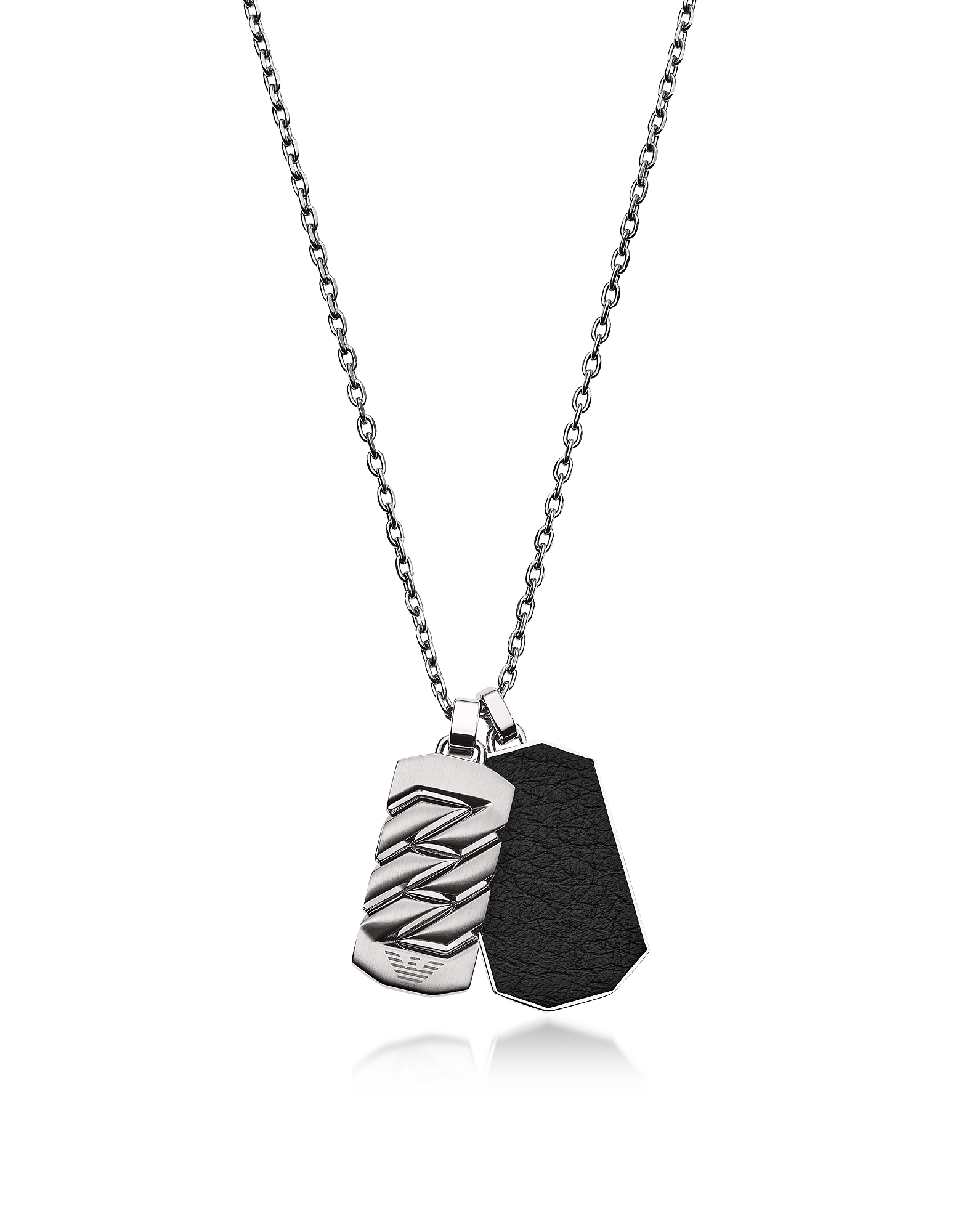 Heritage Dog Tag Men's Necklace