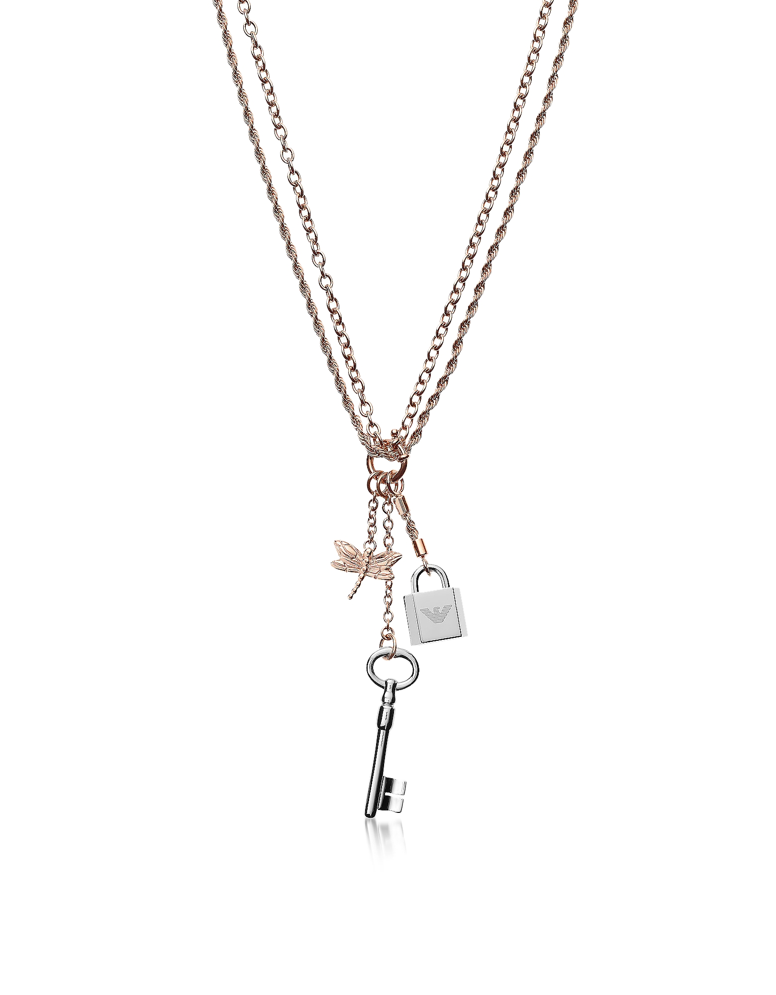 Emporio Armani Necklaces, EGS2578221 - Women's Necklace