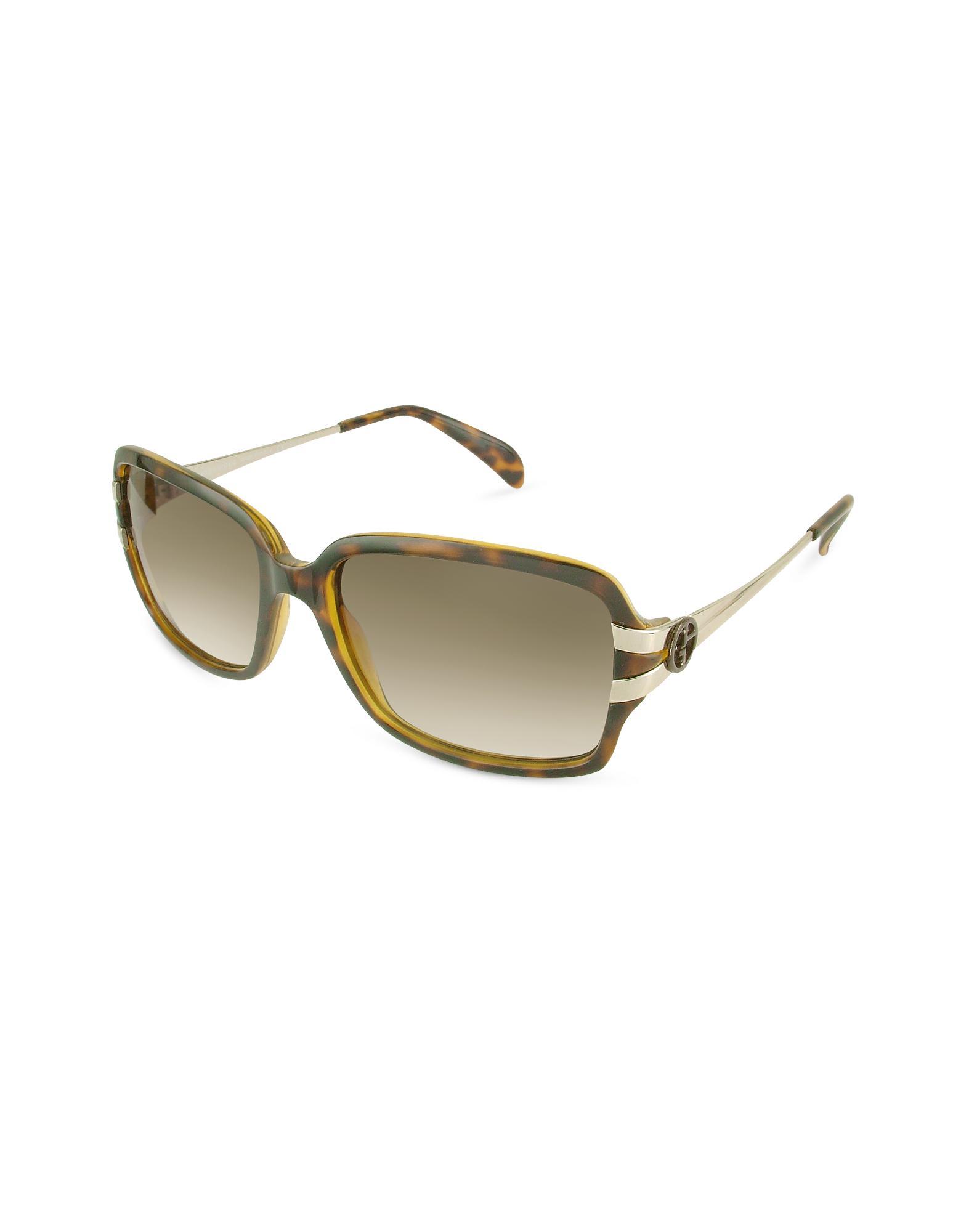 Giorgio Armani  Logo Square Sunglasses
