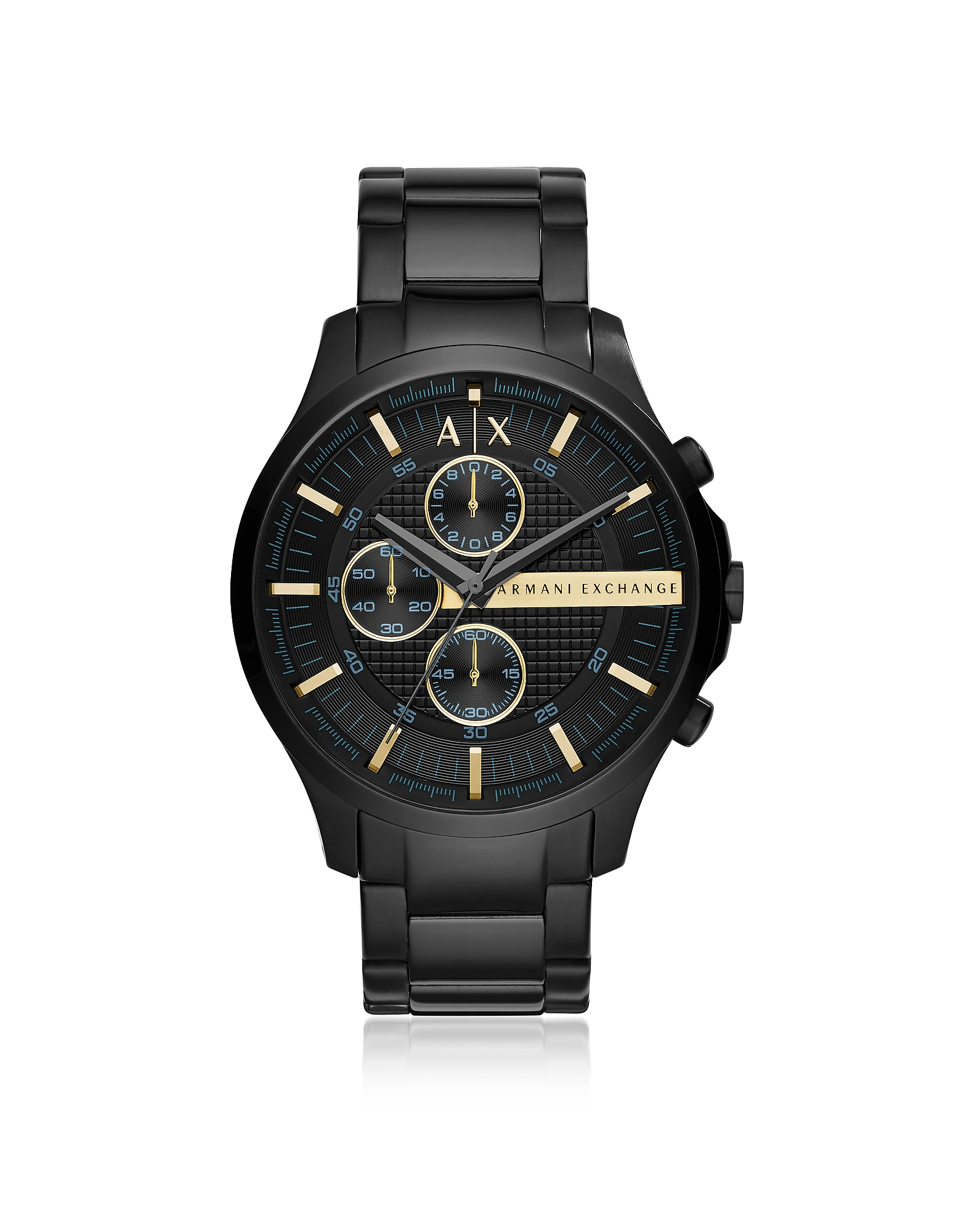 Armani Exchange Men's Watches, Hampton Black Chronograph Men's Watch