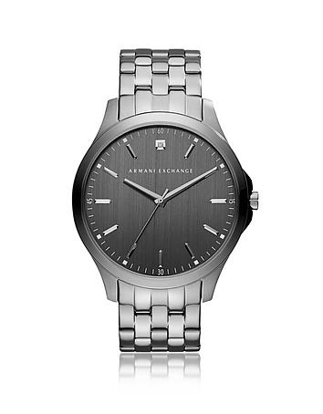 Hampton Grey Men's Watch