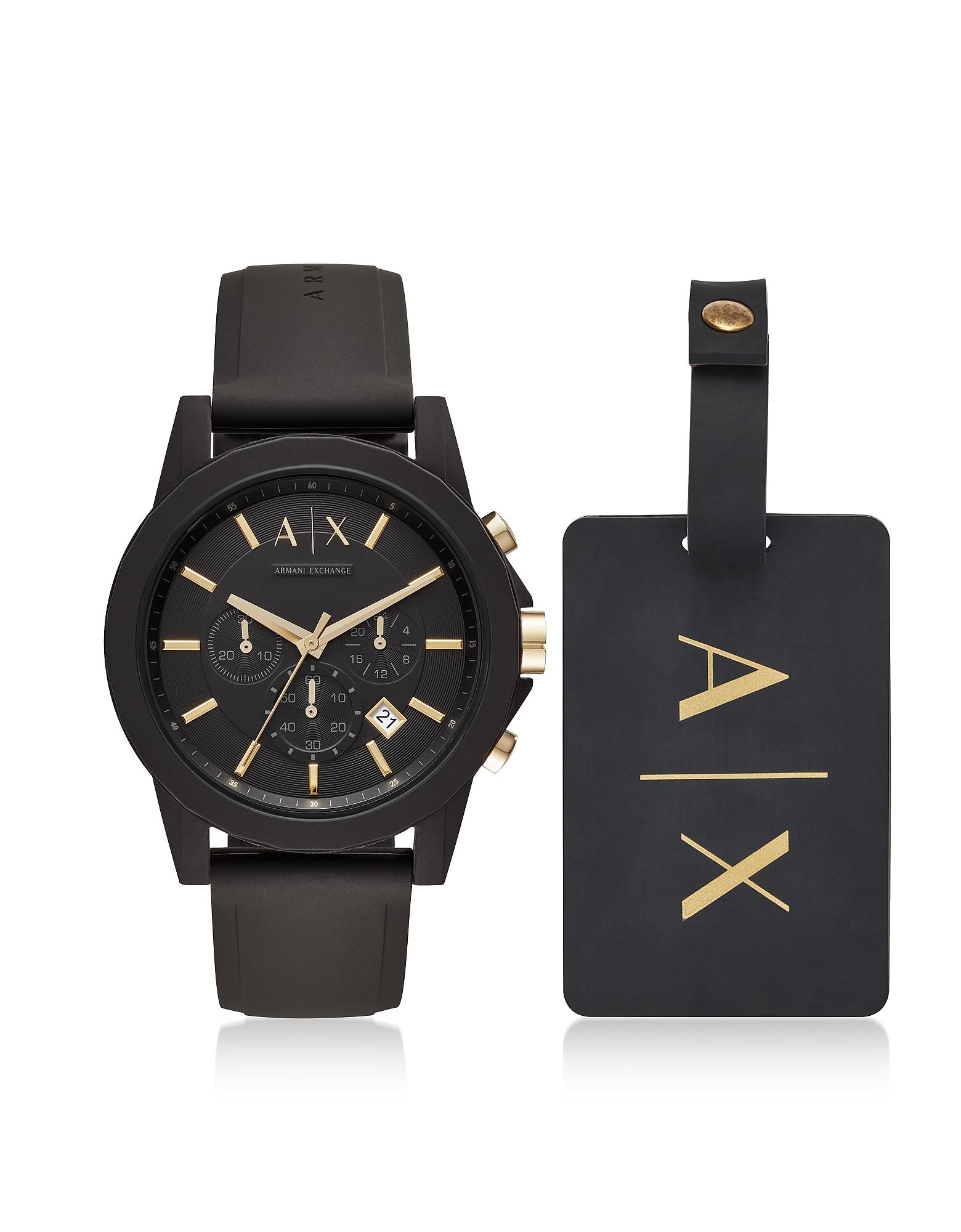 AX7105 - Мужские Часы Outerbanks ARMANI EXCHANGE