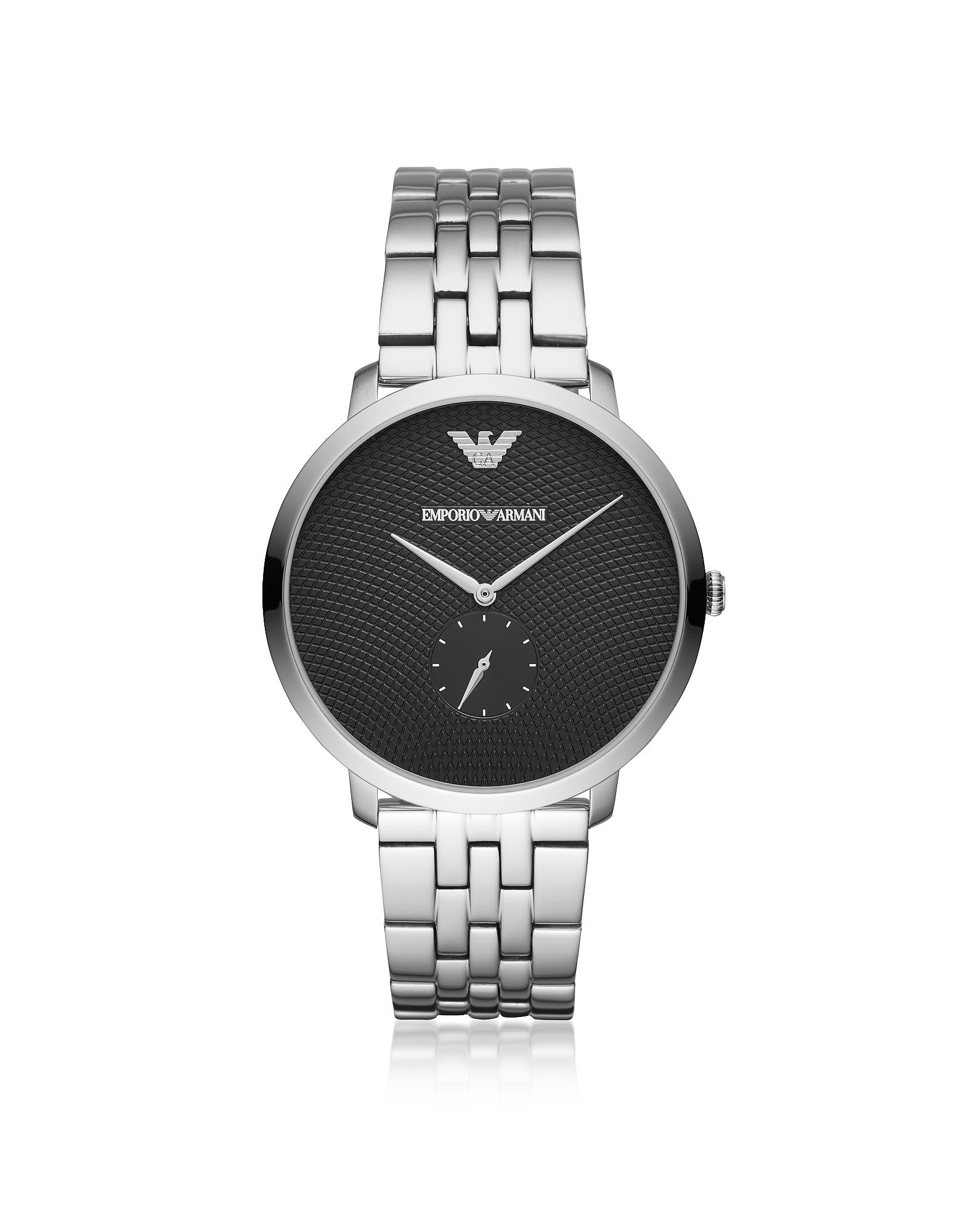AR11161 Modern - Тонкие Мужские Часы Emporio Armani