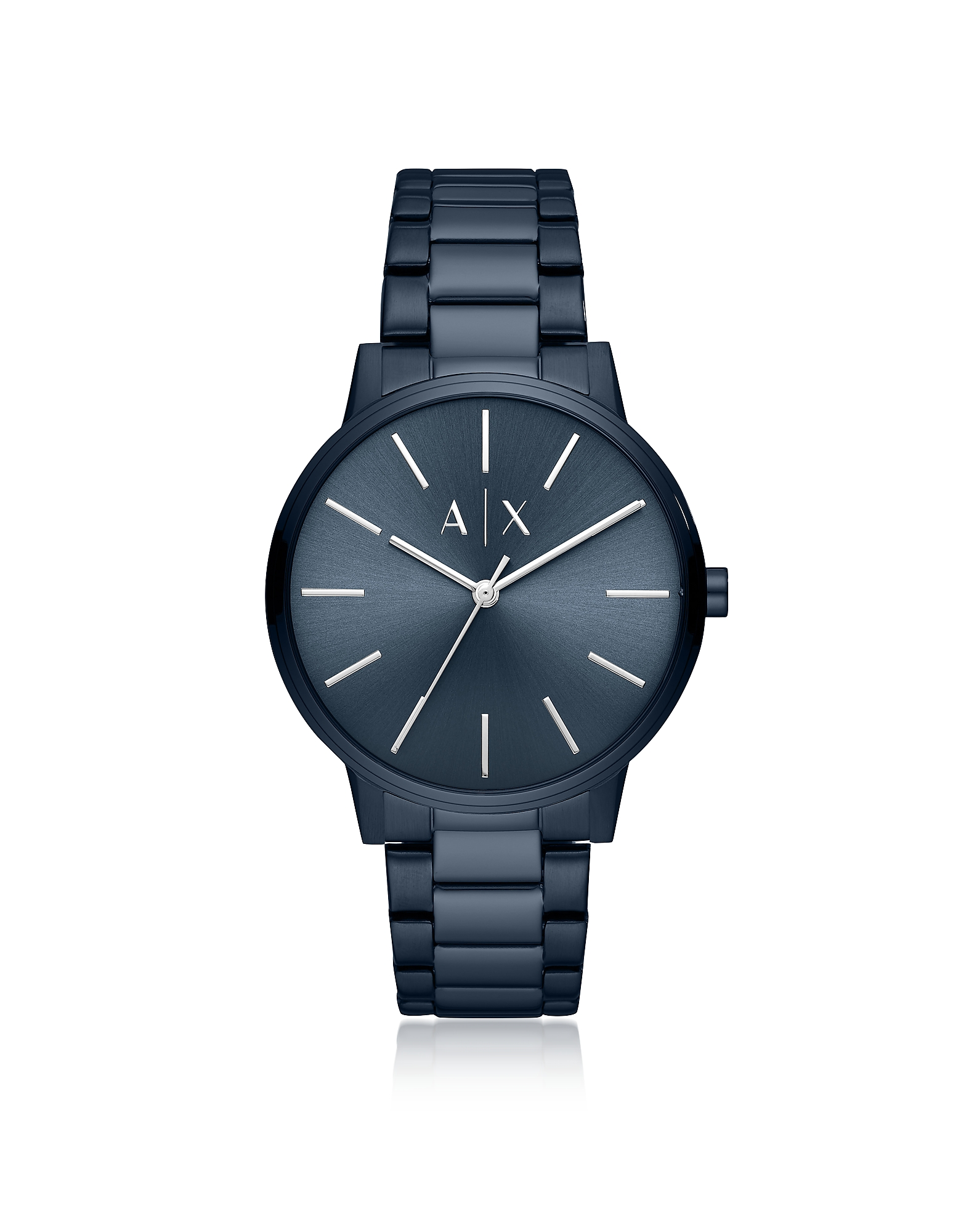 Emporio Armani Men's Watches, Cayde Blue Minimalist Men's Watch