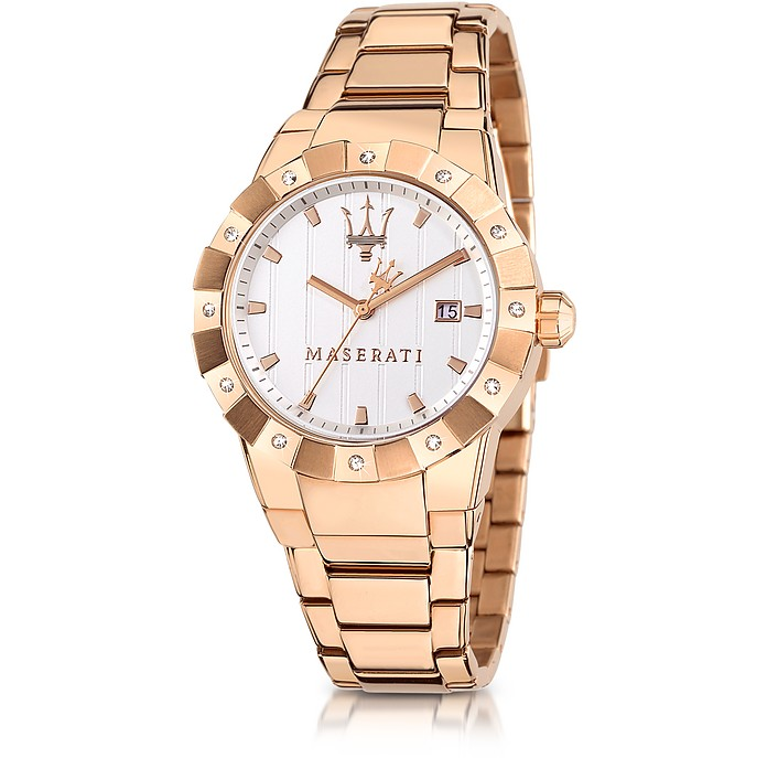 Tridente Stainless Steel Women's Watch - Maserati