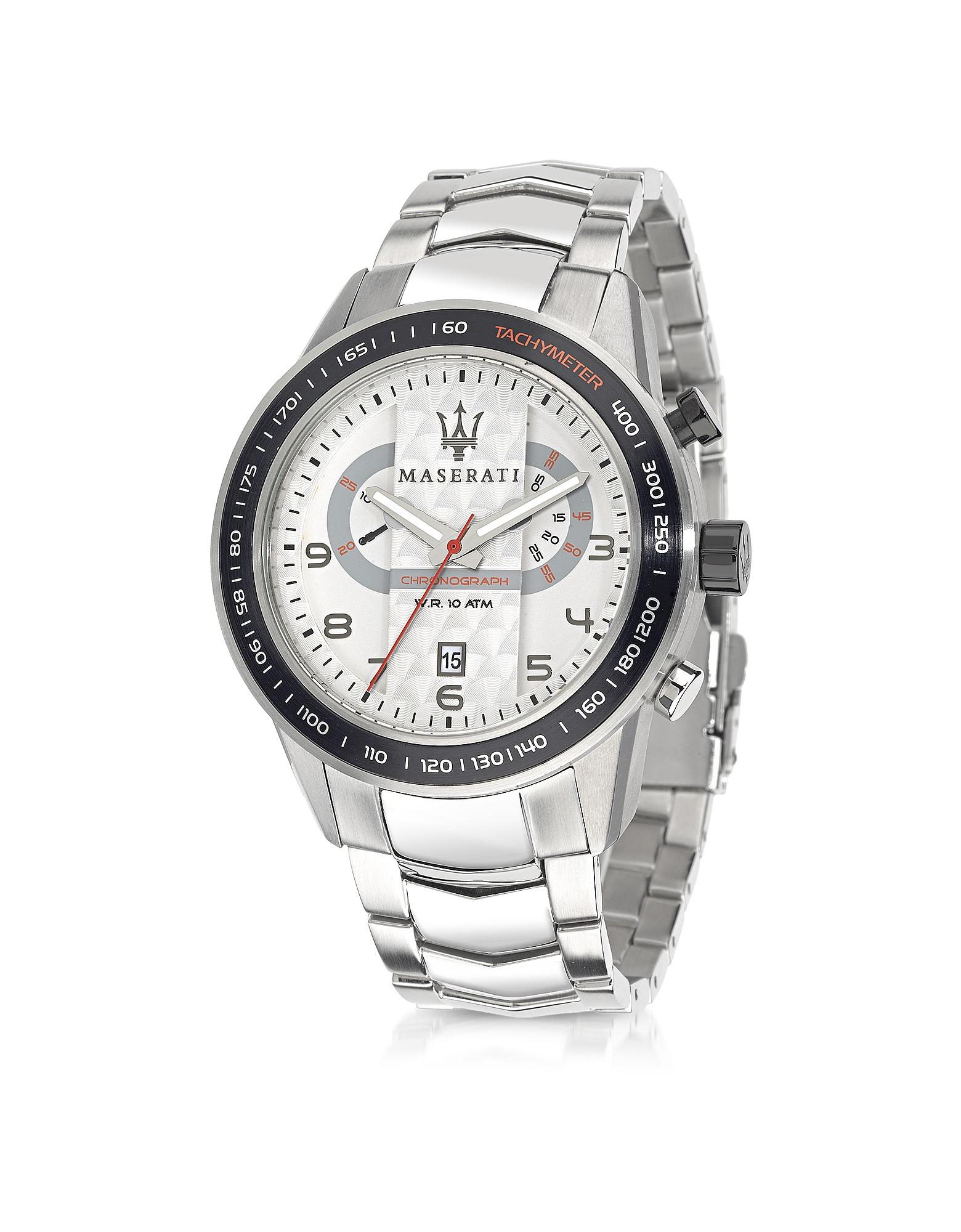 Фото Corsa - Мужские Часы Хронограф из Нержавеющей Стали. Купить с доставкой