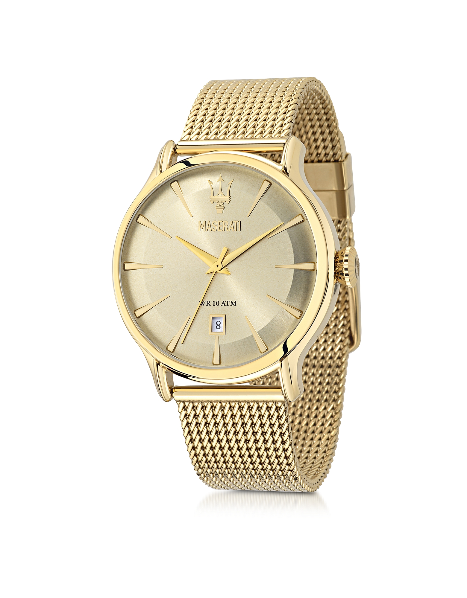 Maserati Men's Watches, Epoca Gold Tone Stainless Steel Men's Watch