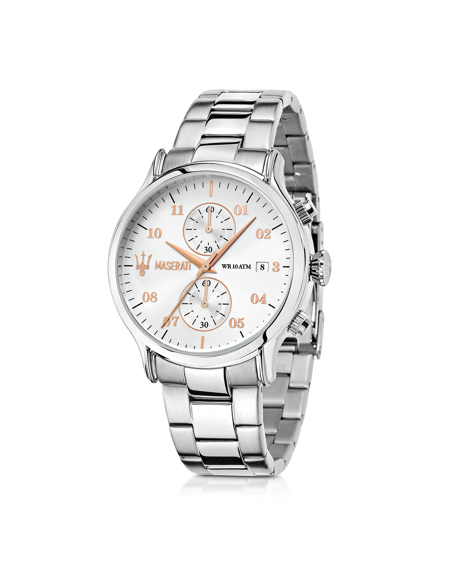 Maserati Men's Watches, Epoca Chronograph Stainless Steel Men's Watch