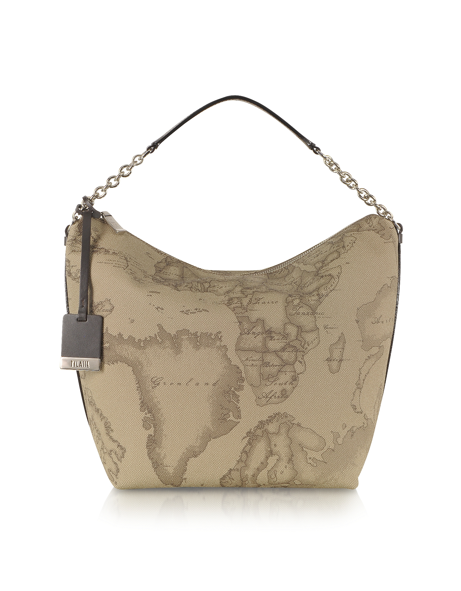 "Alviero Martini 1A Classe Handbags, 1a Prima Classe - Geo Printed Medium ""Contemporary"" Shoulder Bag"