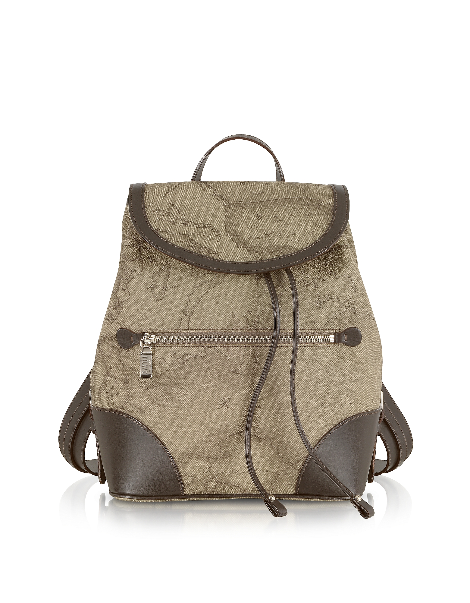 "Image of 1a Prima Classe - Geo Printed ""Neo Casual"" Backpack"