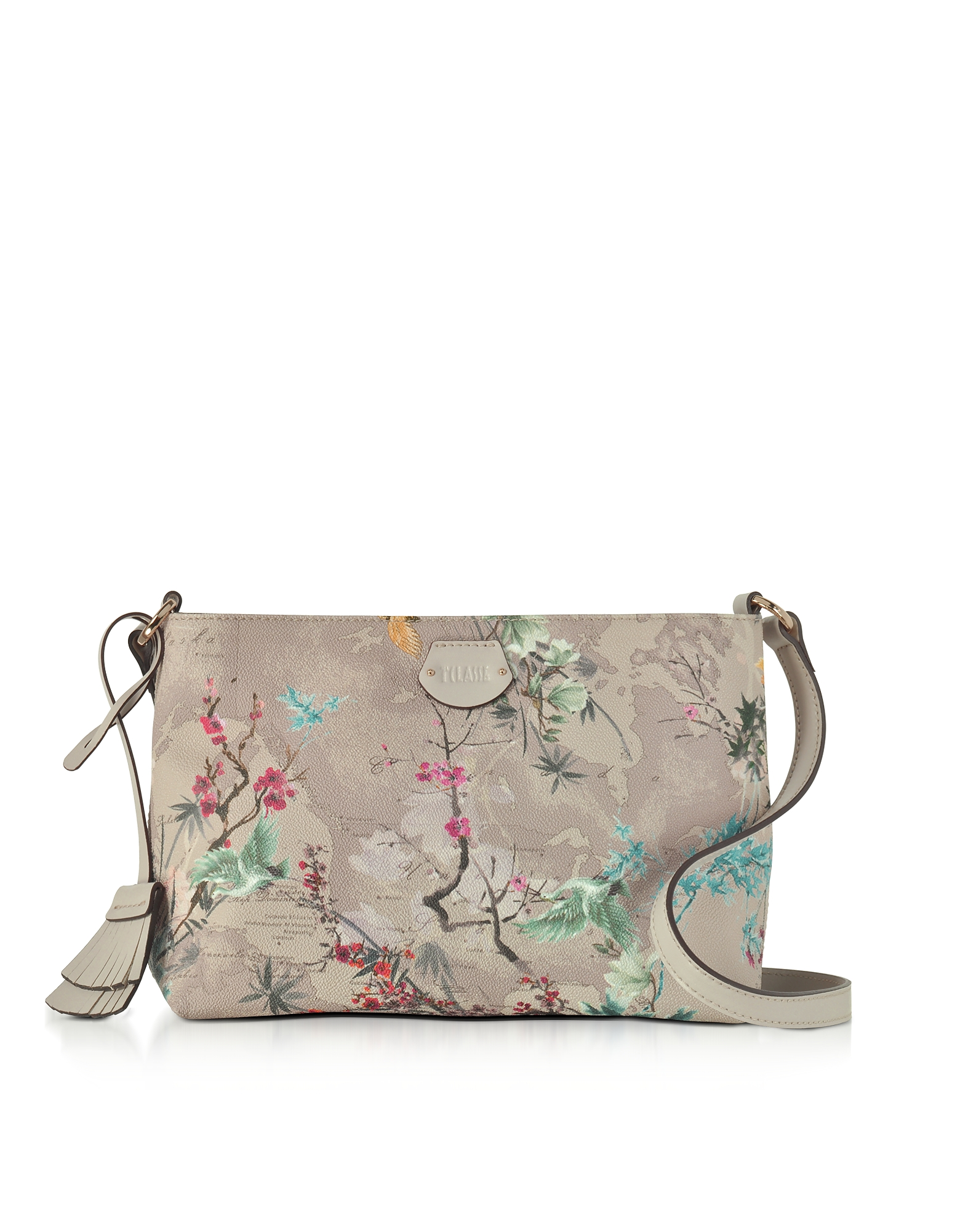 Alviero Martini 1A Classe Handbags, Small Oriental Garden Crossbody Bag