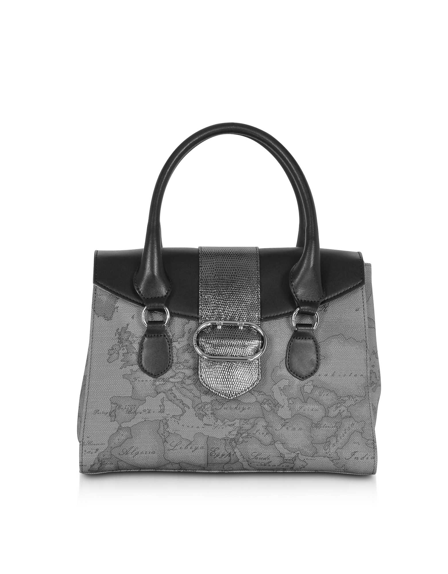 Alviero Martini 1A Classe Handbags, Wonder Geo Small Satchel Bag