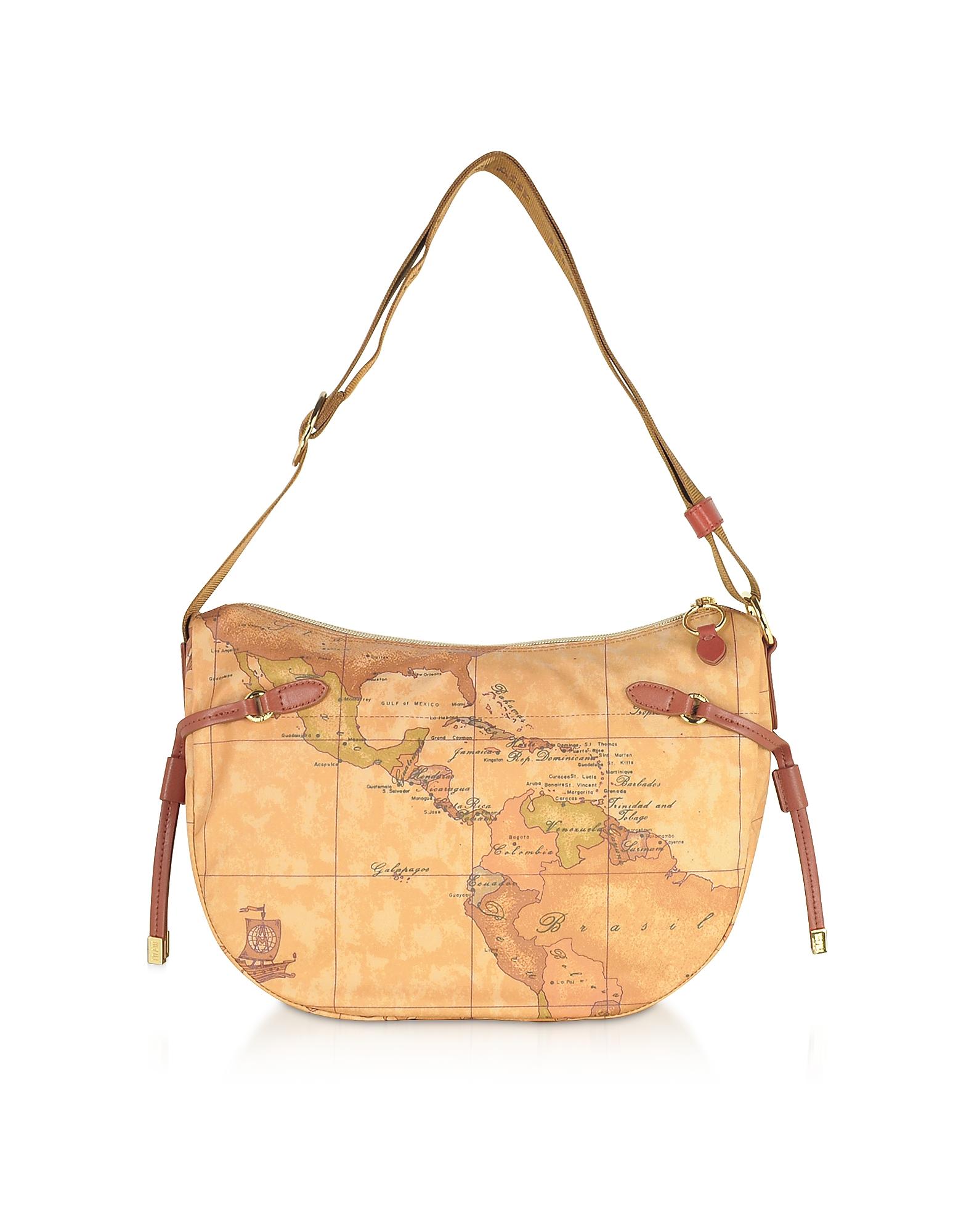Soft Geo Classic Crossbody Bag
