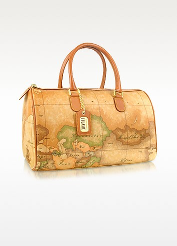 1a Prima Classe - Geo Printed Handbag - Alviero Martini 1A Classe