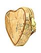 1a Prima Classe - Geo Printed Heart Shoulder Bag - Alviero Martini 1A Classe