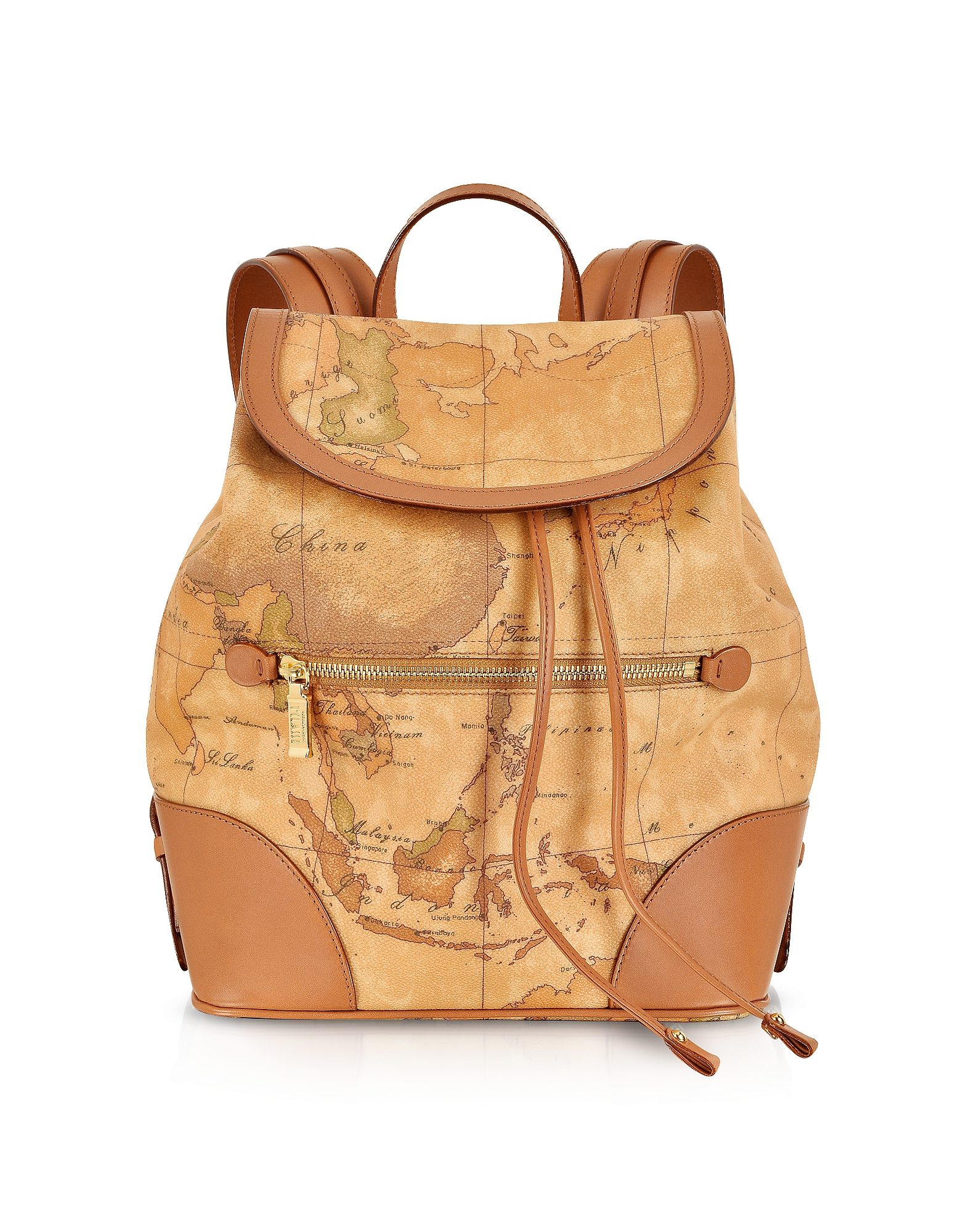 """Image of 1a Prima Classe - Geo Printed """"Neo Casual"""" Backpack"""