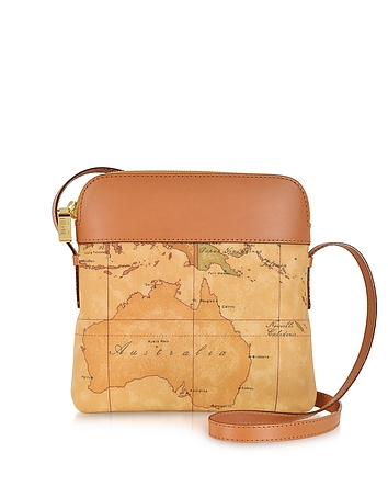 "1a Prima Classe - Geo Printed Small ""Neo Casual"" Crossbody"