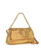 "1a Prima Classe - Geo Printed Small ""Contemporary"" Shoulder Bag - Alviero Martini 1A Classe"