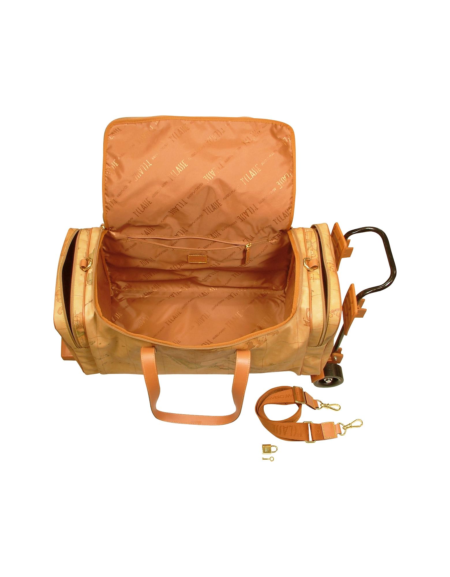 1a Prima Classe - Duffle Travel Bag w/Wheels от Forzieri.com INT
