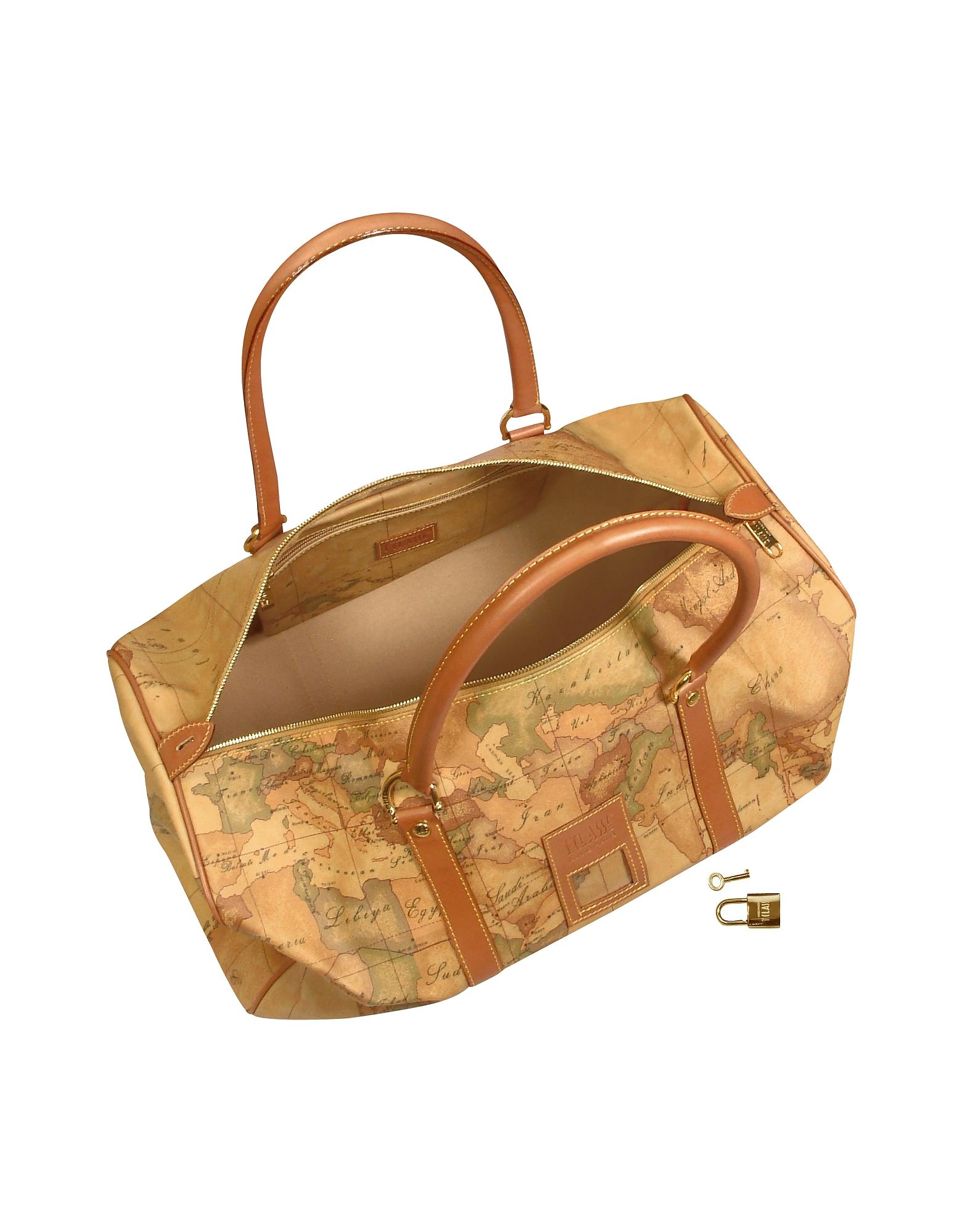 1a Prima Classe -  Small Travel Duffel Bag от Forzieri.com INT