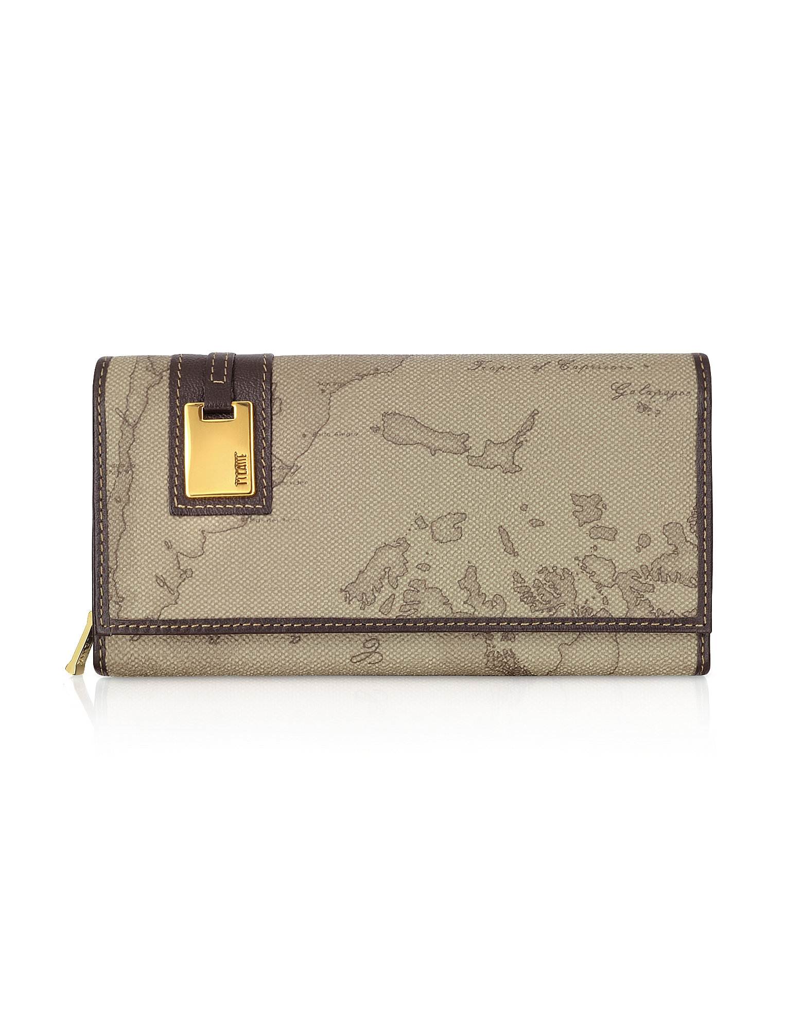 Alviero Martini 1A Classe Wallets, Large Women's Medium ID Flap Wallet