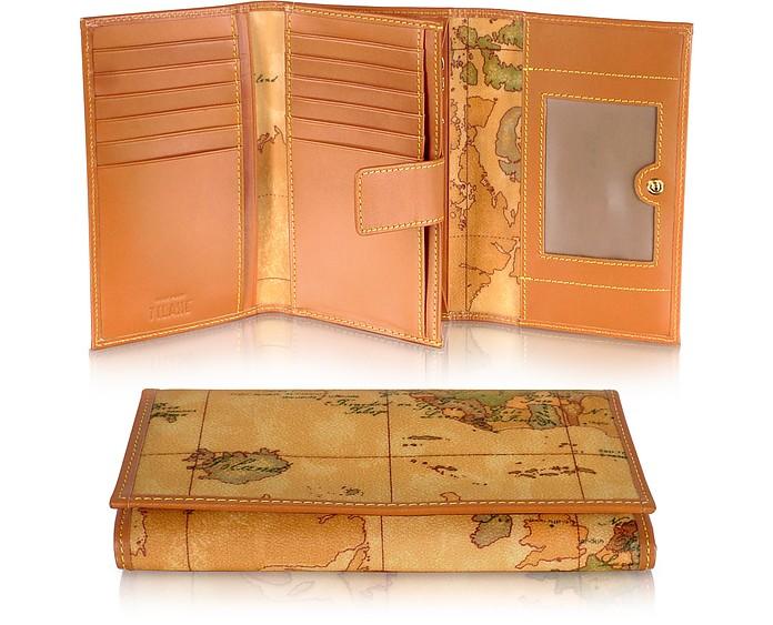 1a prima classe portafoglio donna con porta documenti - Porta agenda alviero martini ...