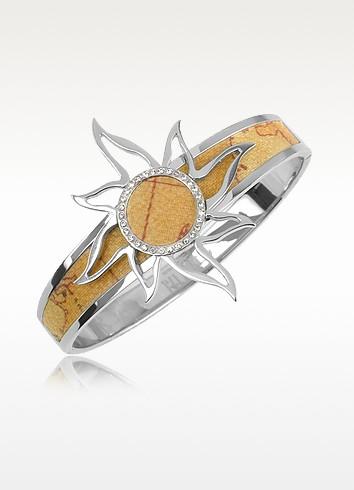 1a Prima Classe - Geo Sun Cuff Bracelet - Alviero Martini 1A Classe