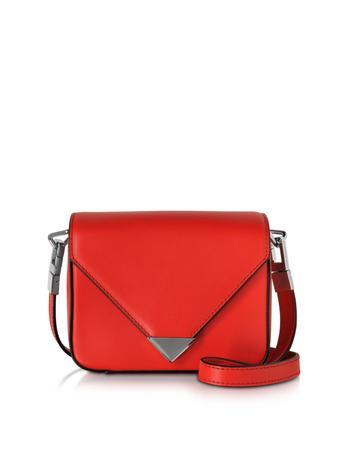 Mini Prisma Envelope Sling Cult Red Crossbody Bag