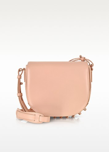 Lia Vault In Shiny Rose With Rose Gold  - Alexander Wang