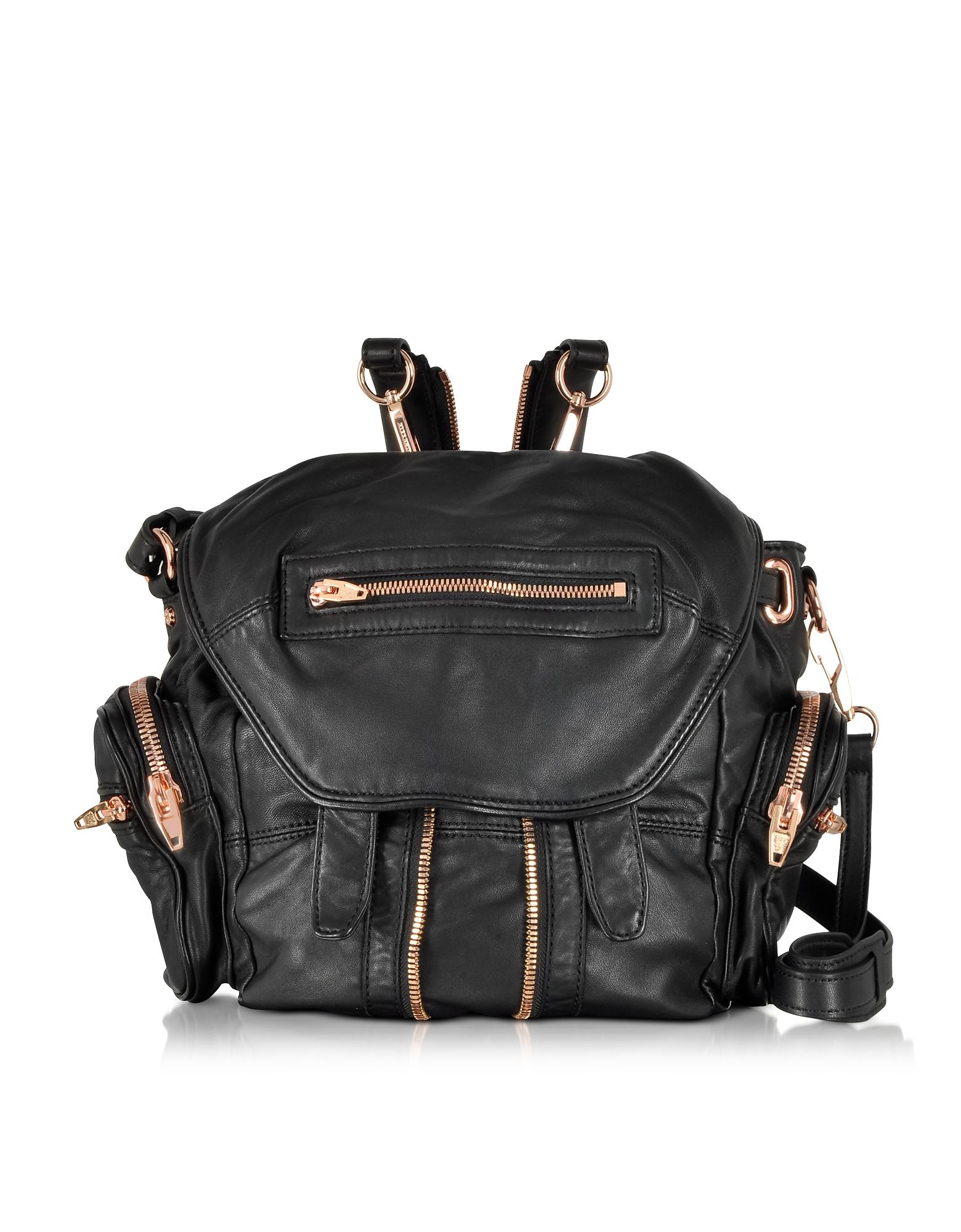 Фото Mini Marti - Черный Рюкзак. Купить с доставкой