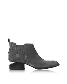 Kori Mink Suede Ankle Boot - Alexander Wang