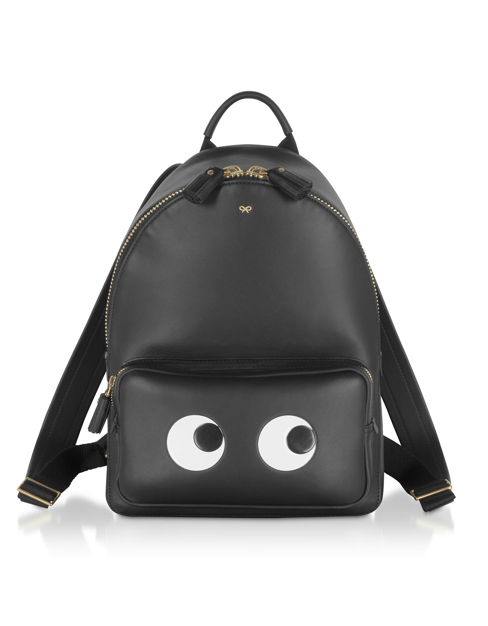 Black Circus Mini Eyes Backpack
