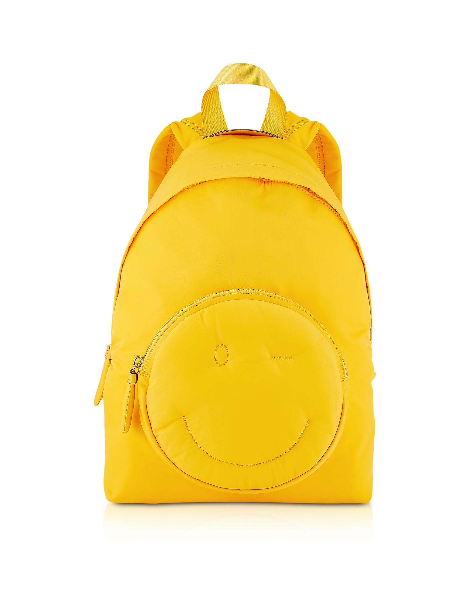 Solei Nylon Chubby Wink Backpack