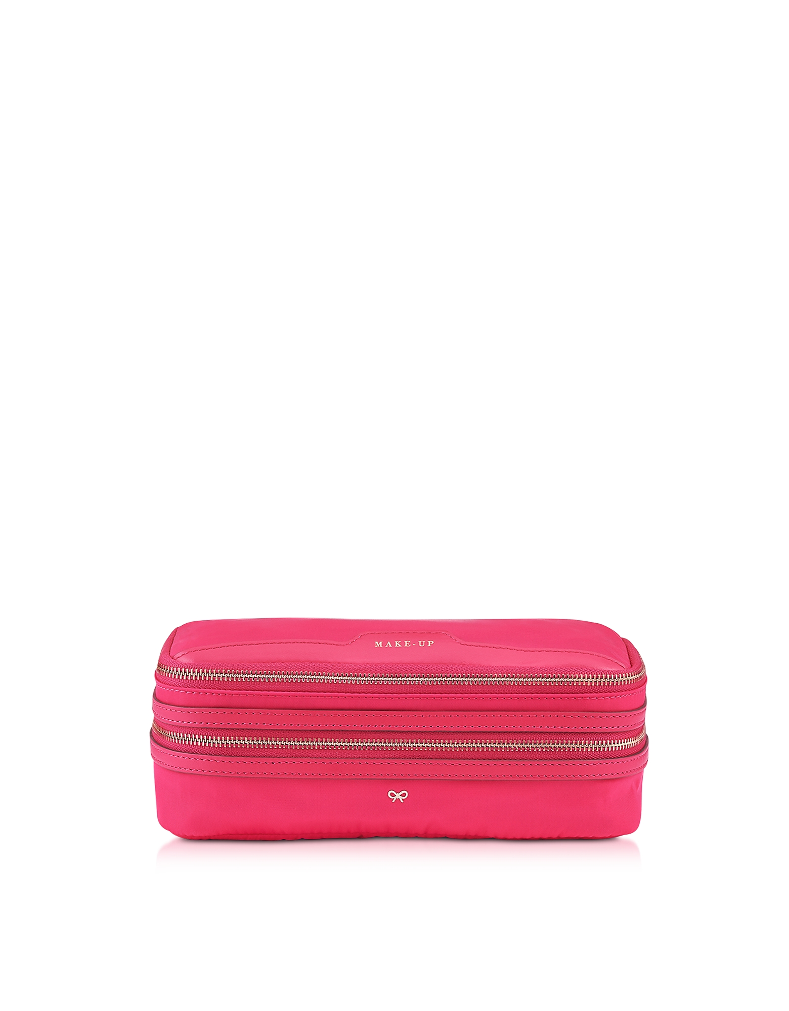 Make-Up Pouch, Hot pink