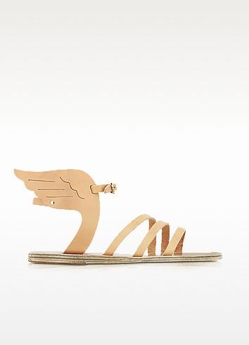 Ancient Greek Sandals Ikaria - Сандалии из Натуральной Кожи