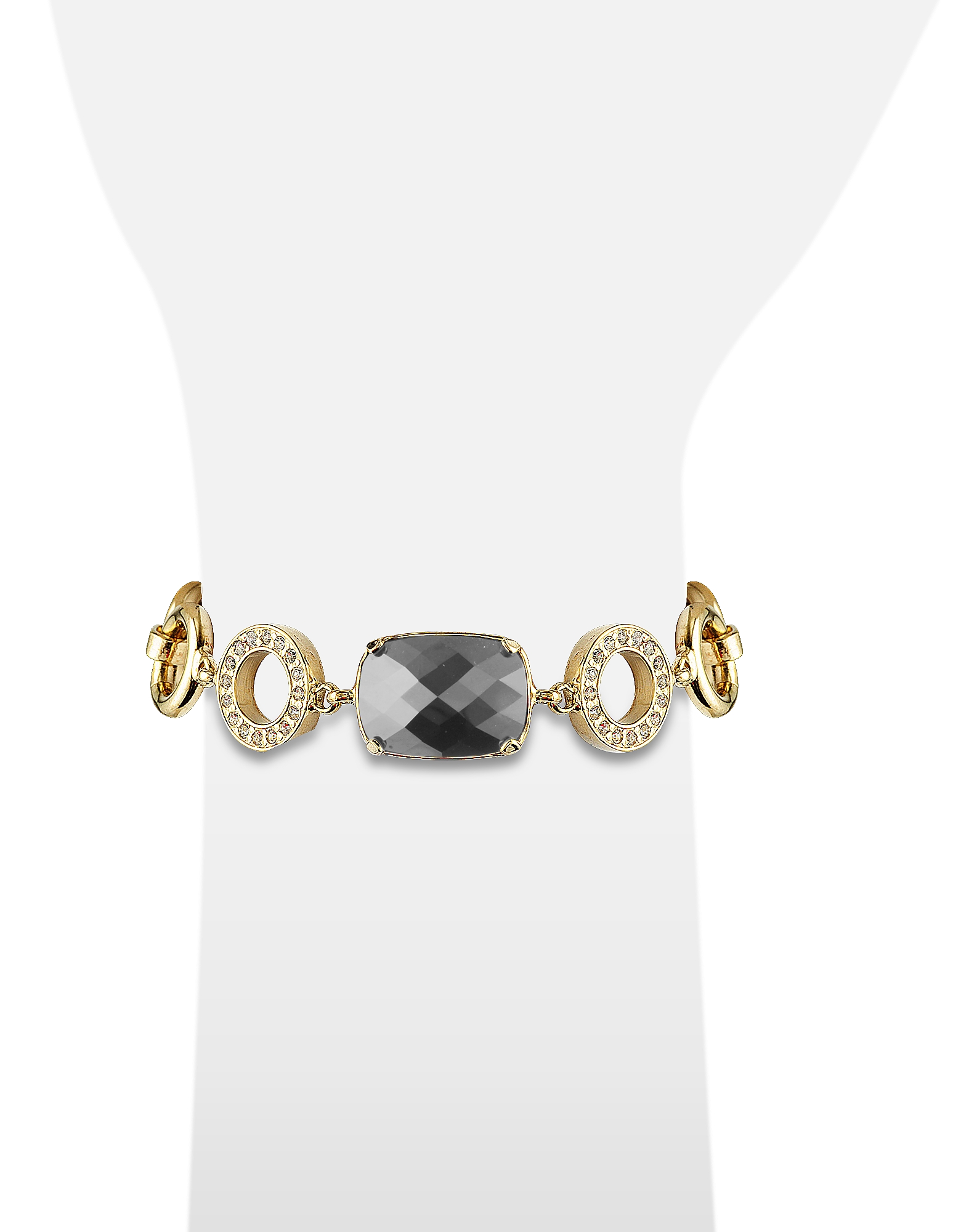 Gold Plated Chain Bracelet от Forzieri INT