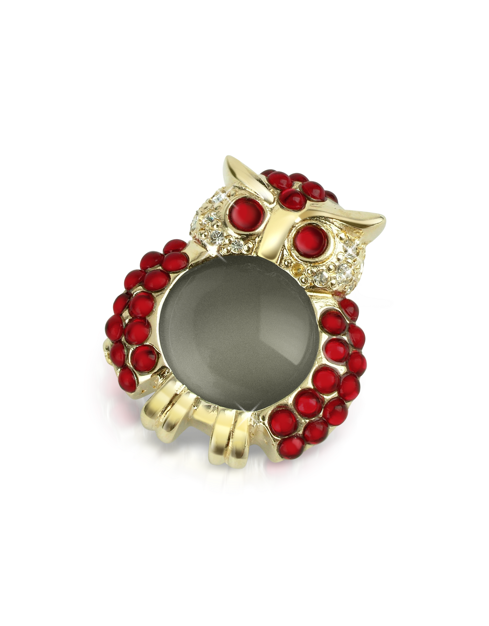 Image of Red Owl Pin